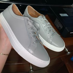 Gray Men shoes